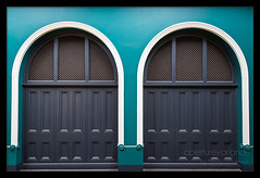 Two for the price of one. (Aperture Variance) Tags: ifttt 500px maciej nadstazik aperture variance photos world doors arches sydney qvb nsw new south wales australia symmetry city