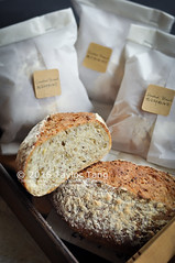 No Knead Bread (TailorTang) Tags: stilllife food bread 50mm baking seeds homemade 5014 foodphotography flaxseed hempseed chiaseed