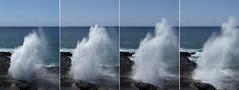 blowhole (Drew Keller) Tags: hawaii blowhole kauai