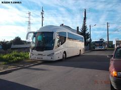 Barraqueiro 6662 Scania Irizar 10 - BI - 97 Via - Rara [ 1 ] (madafena1) Tags: via rara scania autocarro 6662 irizar barraqueiro