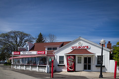 2016-06-18 - WIS16-41 (wisconsinidea) Tags: places ephraim wi doorcounty universityofwisconsinmadison wisconsinideaseminar wilsonsrestaurantandicecreamparlor