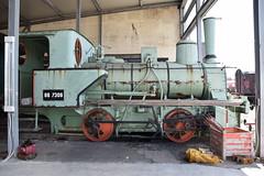 88 7306 (hugh llewelyn) Tags: drgclass88 pfalzclasst1 bavarianclassdiv alltypesoftransport neustadtweinstrasserailwaymuseum