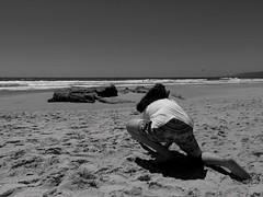 (Vallelitoral) Tags: boy sea blackandwhite bw man cute blancoynegro beach vintage hair mar nice sand flickr wind adolescente son playa viento andalucia bn retro arena chico app pelo tarifa hijo iphone flickraward iphonegraphy instagram