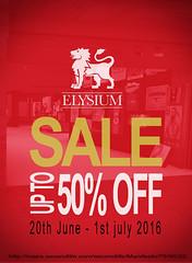 ELYSIUM has SALE! (>Ale<) Tags: sale avatar sl secondlife 50off rabat reduction virtualworld summersale aleidarhode anualsale