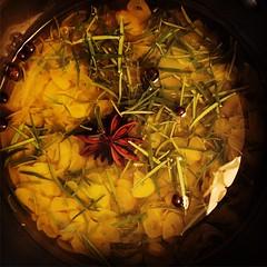 #vinagreta #vinagrete #ajo #alho #romero #alecrim #anisestrelado #pimientadejamaica #ibiza #ibiza2016 #cocina #foodstagram #gastronomy #sabor #t #foodlover #foodgasm #foodpic #foodgood #foodphotography #instafood #instacuina #foodphoto #delicious (felipefaouakhiri) Tags: vinagreta vinagrete ajo alho romero alecrim anisestrelado pimientadejamaica ibiza ibiza2016 cocina foodstagram gastronomy sabor t foodlover foodgasm foodpic foodgood foodphotography instafood instacuina foodphoto delicious