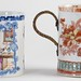 367. Chinese Export Porcelain Mugs