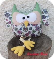 - Corujinha Baby - (Luciene Rosi ) Tags: brasil handmade artesanato feitomo felt feltro tecido bordado feitoamo almofadacorujinha almofadacoruja corujafeltro corujatecido lucienerosi