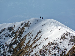 Scialpinismo Sibillini - La Virgola (Cima del Redentore)