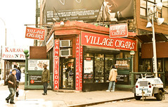 Village Cigars (goodbyetrouble) Tags: new york nyc ny village manhattan greenwich cigars