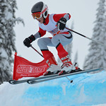 Christopher Richardson, Vernon Ski Club, Kal Tire Ski Cross