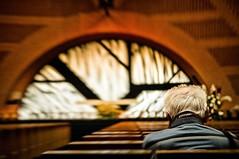 Evry Daily Photo - Cathedrale de la Ressurection Evry - Un moment de solitude 2 (op_perrin) Tags: solitude cathedrale priere evry mygearandme cathedraledelarsurrection