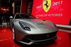 Ferrari F12 Berlinetta (iDiapo) Tags: auto car automobile geneva geneve ferrari salon genve 2012 f12 berlinetta