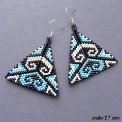 sergi-earrings (5) (27anabel) Tags: beads earrings beadwork