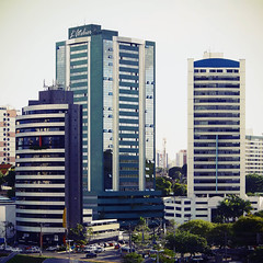 [Day 07/365] Scary Triplet (Diego Viana Gomes) Tags: brazil brasil skyline buildings bresil bahia salvador 365 modernarchitecture project365 365project project365days contempraryarchitecture