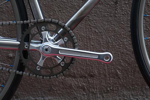 Raw NAHBS 2012 Track Bike