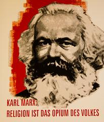 Allemagne - Trier (Trèves) Städtmuseum - Karl Marx