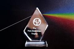 Day 74 of 366 For Simon (Chris Willis 10) Tags: light simon photo rainbow prism competition pinkfloyd trophy wishyouwerehere sait wps 366 photo366 simonsait warringtonphotographicsociety