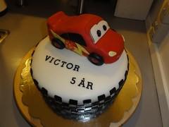 McQueen cake (Kageting.dk) Tags: cake chocolate caketopper modelling kage fondant fdselsdagskage sugarmodelling
