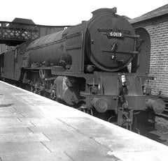 60119 PATRICK STIRLING at Doncaster Station (Dave Wragg) Tags: doncaster a1class doncasterstation classa1 60119