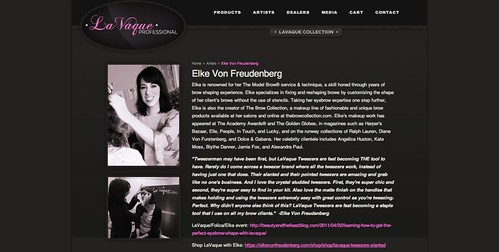 "Elke Von Freudenberg   LaVaque Professional • <a style=""font-size:0.8em;"" href=""http://www.flickr.com/photos/13938120@N00/6851174990/"" target=""_blank"">View on Flickr</a>"
