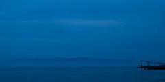Quel pomeriggio d'inverno a Marina Piccola (Isabella Pirastu) Tags: sardegna blue light sunset sea water mare sardinia blu