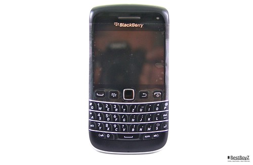 Unboxing: RIM BlackBerry Bold 9790 | BestBoyZ