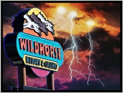 Wildhorse Resort & Casino ~ Oregon (Onasill) Tags: gambling sign oregon us neon or indian casino resort pendleton lightning reservation wildhorse umatilla onasill