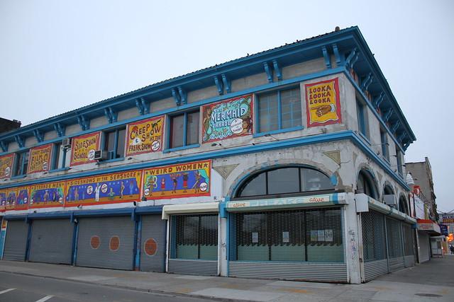 Childs Restaurant Building
