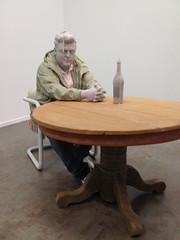 photoset: Kunsthalle Wien: Urs Fischer (Aufbau, 15.2.2012)