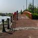 The Gasworks- American Tourist Crossing Bridge (He Really Liked Belfast)