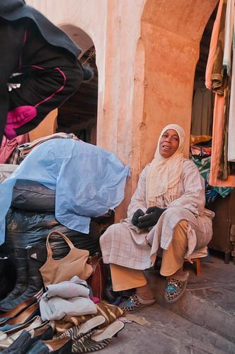 Marrakesh - Souk