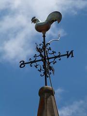 St John's Church Weather Vane (LJMcK) Tags: church stjohns australia victoria anglican malmsbury