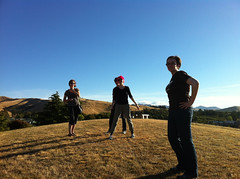 Geeks on a hill