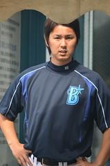 DSC_0624 (mechiko) Tags: 横浜ベイスターズ 120212 須田幸太 横浜denaベイスターズ 2012春季キャンプ