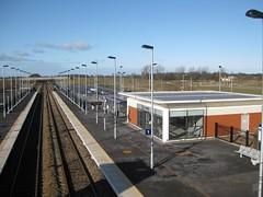 Chorley Buckshaw Park Station