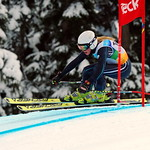 Teck Parsons Super-G 2012 Cheyenne Ling (WMSC) PHOTO CREDIT: Jim Davie