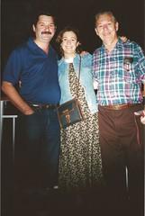 Bob, Beth, and John Humenik