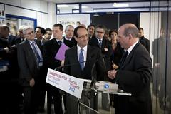 Hollande-2769 (Francois Hollande) Tags: 2012 hollande evry recherche prsidentielle gnocentre boccas