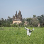 "Temple with Scarecrow <a style=""margin-left:10px; font-size:0.8em;"" href=""http://www.flickr.com/photos/14315427@N00/6922644073/"" target=""_blank"">@flickr</a>"