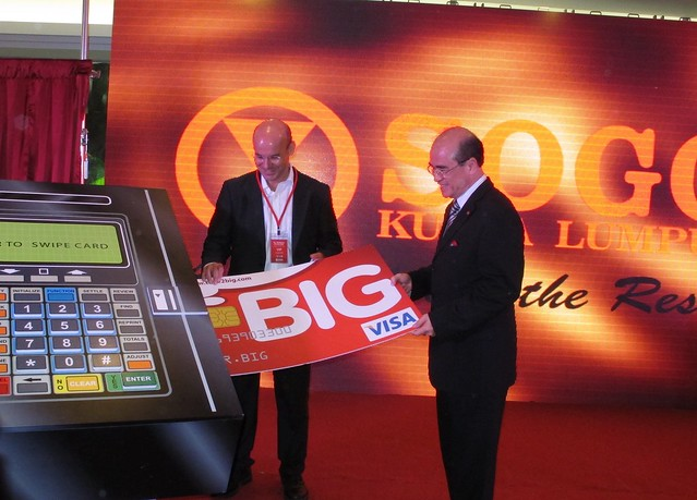 AirAsia BIG-KL SOGO Launch 12 Apr 2012