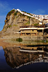 Azenhas do Mar (Victor Pantea) Tags: portugal mar nikon do azenhas d90 18105mm ilustrarportugal