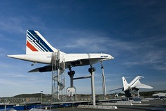 Air France Concorde at The Auto & Technik Museum Sinsheim (dkjphoto) Tags: airfrance aircraft airliner airplane antique auto autotechnikmuseumsinsheim aviation badenwrttemberg car concorde dennisjohnson europe flight fly flying germany museum russia russian sinsheim supersonic technik tour tourism tourist travel tu144 tupolev tupolevtu144 wwwdenniskjohnsoncom