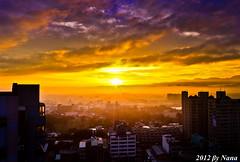 Sunrise (娜 娜☂Nana) Tags: life light sky love beautiful clouds nikon colorful natural taiwan 台灣 台灣taiwan 我愛台灣 d7000 sunrisesuntaiwan