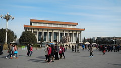 """Mao's Mausoleum • <a style=""""font-size:0.8em;"""" href=""""http://www.flickr.com/photos/77347852@N04/6931358375/"""" target=""""_blank"""">View on Flickr</a>"""