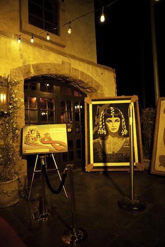 Liz Taylor Birthday Celebration in West Hollywood, CA