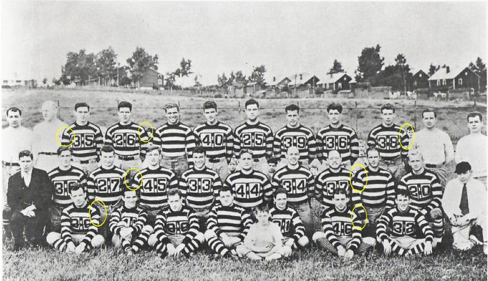 1930 steelers jersey