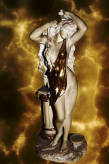 Aphrodite (sir_watkyn) Tags: sculpture century canon eos rebel early interestingness personal collection marble dslr 19th statuette t3i 600d abigfave anawesomeshot impressedbeauty flickrdiamond sirwatkyn
