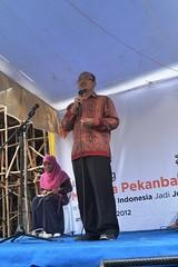 Kata sambutan oleh Pak Sobirin, Direktur Indonesia Juara (flickr.rumahzakat) Tags: zakat pekanbaru wakaf rumahzakat smpjuara