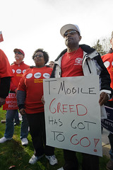Workers Rally to Protect T-Mobile Call Center Jobs (CWA Union) Tags: usa workers call jobs union rally protest center wa tmobile bellevue cwa protect offshoring joblosses callcenterjobs ifttt:destination=dropbox1