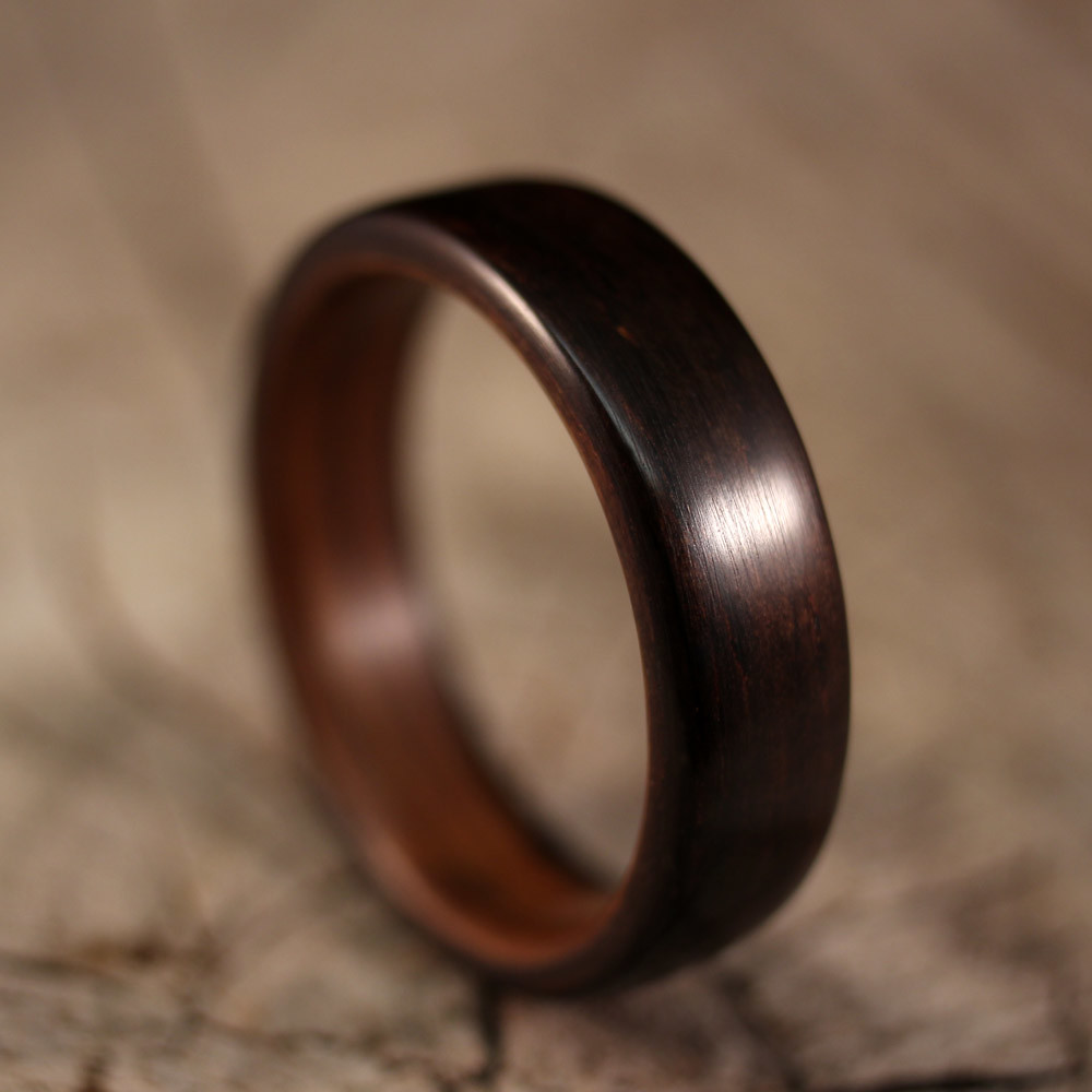 Best Wood For Darker Bentwood Ring